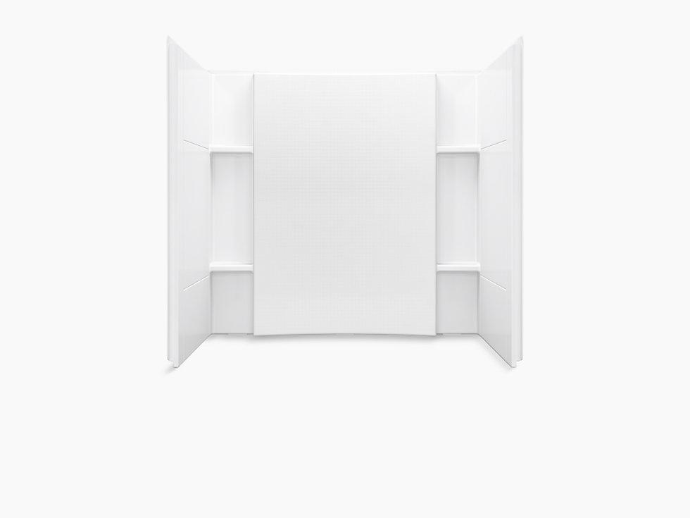 Accord 60 X 36 Bath Shower Wall Set 71164100 Sterling