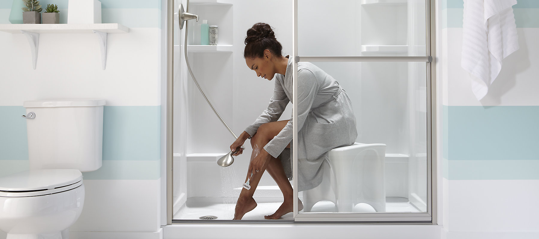 Sterling Plumbing | Bathroom and Kitchen products, Shower Doors ...