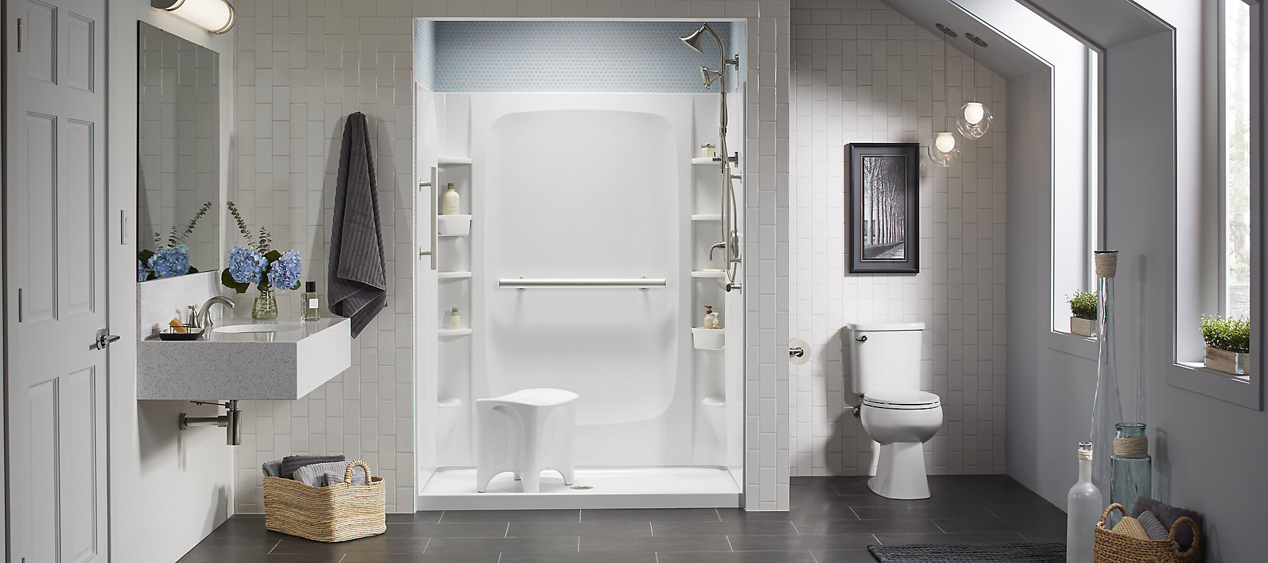 Make Your Bathroom Perfect for Any Age