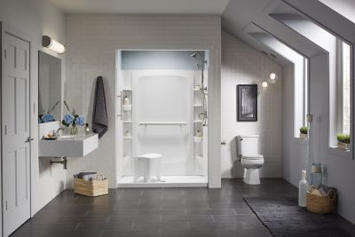 Ordinaire Make Your Bathroom Perfect For Any Age Explore Innovative Aging In Place  Designs
