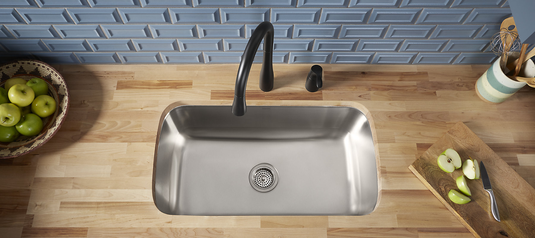 Stainless Sinks | Kitchen Sinks | Care and Cleaning ...
