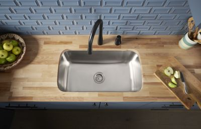 Stainless Steel Sinks Care U0026 Cleaning