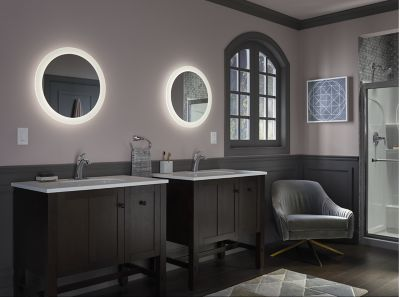 Sunfield Lighted Mirror Collection