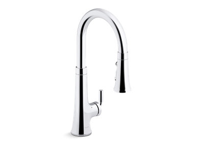 Tone™ Touchless pull-down kitchen sink faucet with KOHLER® Konnect