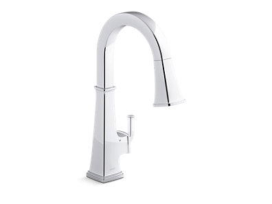 Riff™ Touchless pull-down kitchen sink faucet with KOHLER® Konnect