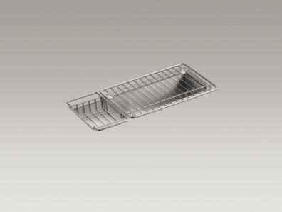 """Undertone® 22"""" x 8-1/4"""" x 5-1/4"""" Undermount single-bowl kitchen sink"""