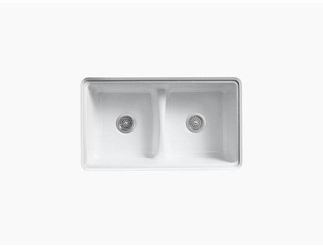 Kitchen Sinks - Farmhouse, Stainless Steel & More | KOHLER