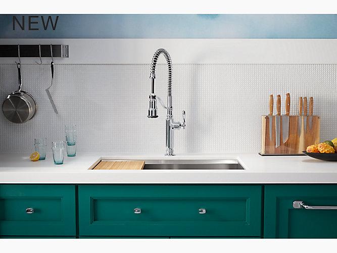 Kitchen Spring Cleaning List