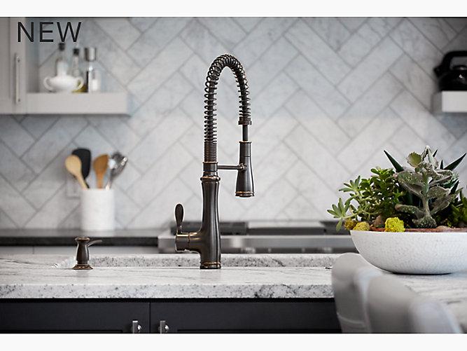 Bellera® semiprofessional kitchen sink faucet