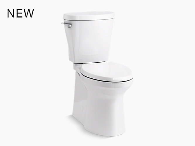 K-20198 | Betello ContinuousClean Skirted Toilet | KOHLER