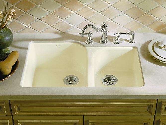 K 5931 4u Executive Chef Under Mount Kitchen Sink With