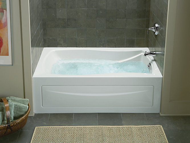 Unique Alcove Tub With Tile Apron Gy02 Roccommunity