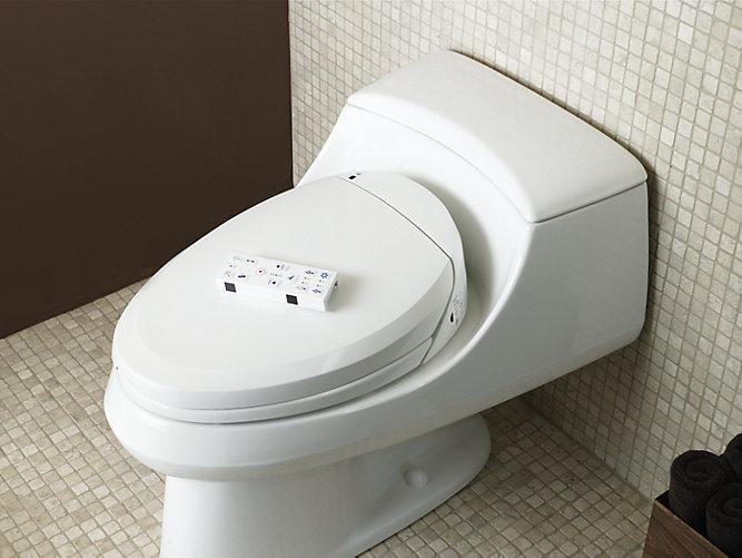 K 4709 C3 200 Elongated Bidet Toilet Seat Kohler