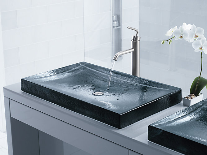 K 2369 Antilia Wading Pool Glass Sink Kohler