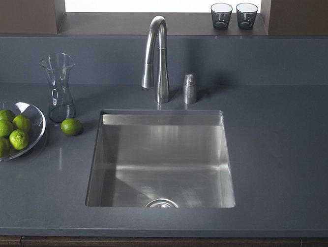 K 3671 8 Degree Under Mount Bar Sink Kohler