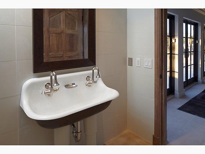 Kohler Farmhouse Bathroom Sink Artcomcrea