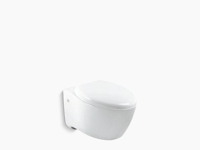 Kohler 3594lm Via Elongated Wall Hung Toilet Pan
