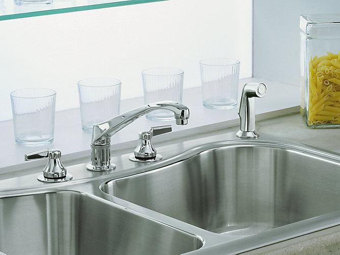 Triton Kitchen Sink Faucet   K-7761-K   KOHLER