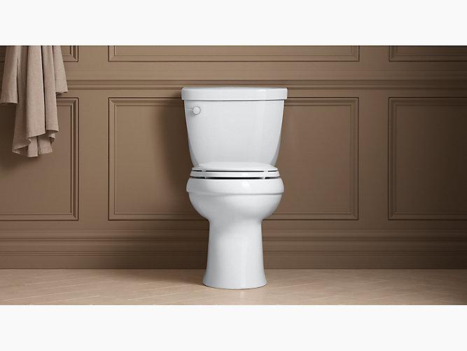 Cachet Quiet-Close Elongated Toilet Seat | K-4636 | KOHLER