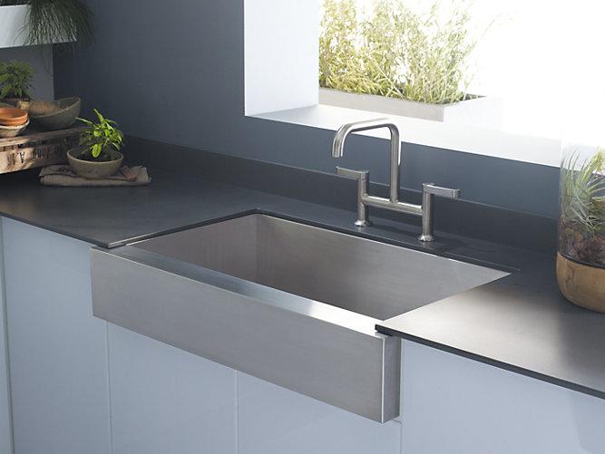 K-3943 | Vault Under-Mount Kitchen Sink | KOHLER