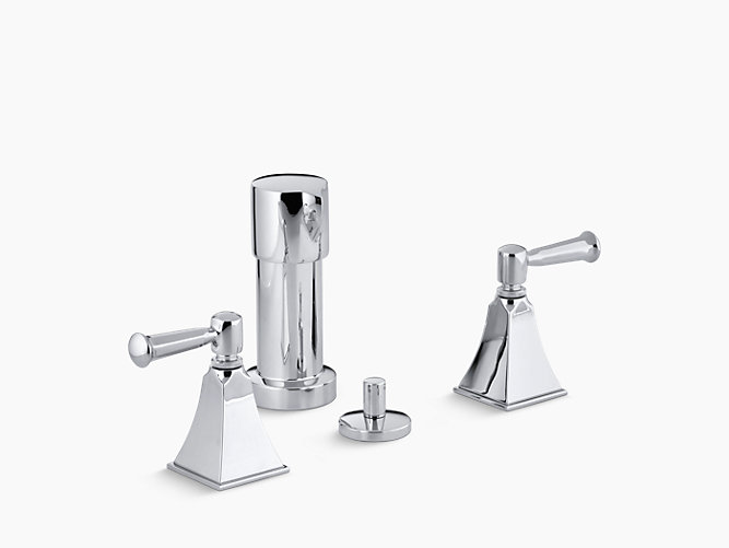 K 470 4s Memoirs Stately Bidet Faucet With Lever Handles