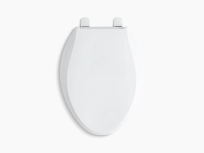 toilet seat. Share your style  KohlerIdeas Cachet Quiet Close Elongated Toilet Seat K 4636 KOHLER