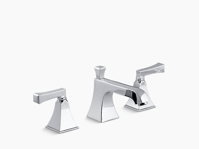 K-454-4V | Memoirs Stately Widespread Sink Faucet | KOHLER
