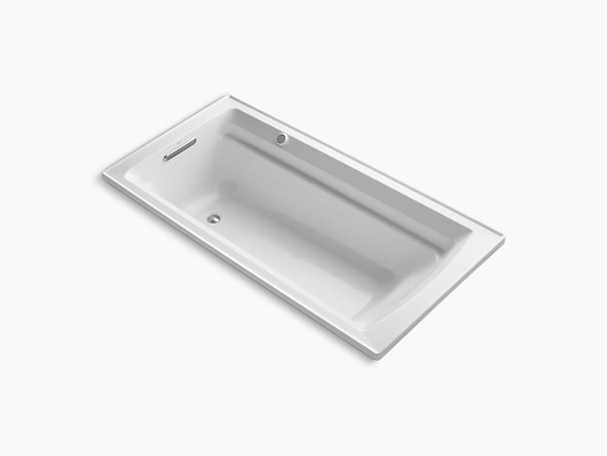 Archer 6-Foot BubbleMassage Air Bath | K-1124-G | KOHLER