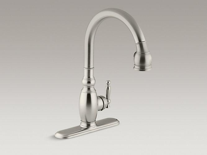 Vinnata Kitchen Sink Faucet   K-690   KOHLER