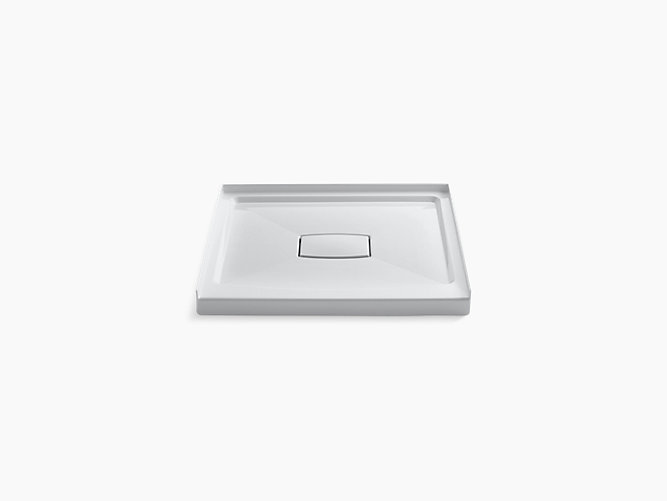 Archer 36 X Single Threshold Center Drain Shower Base With Removable Cover