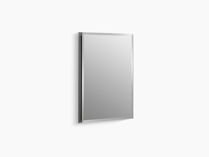 k-cb-clr1620fs | 16-inch medicine cabinet with mirrored door