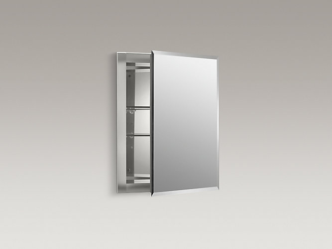 16-Inch Medicine Cabinet With Mirrored
