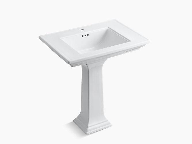 kohler pedestal sinks