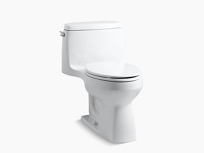 Kohler K 3810 Santa Rosa Comfort Height One Piece 1 28 Gpf