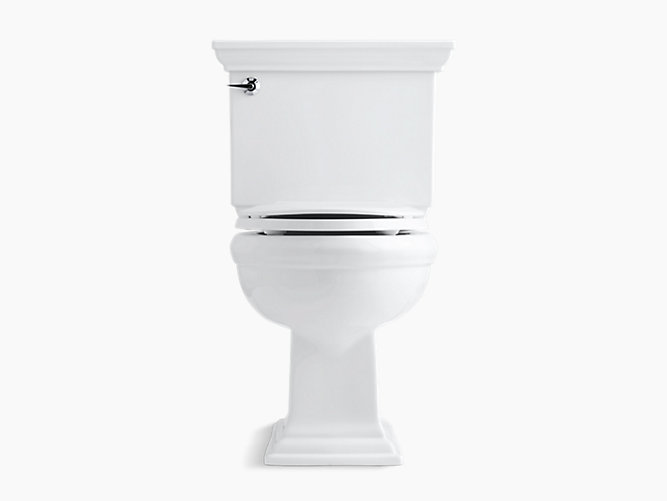 round front toilet dimensions. Share your style  KohlerIdeas KOHLER K 3933 Memoirs Stately Comfort Height Round Front 1 28 GPF