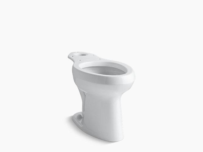 K 4304 Highline Toilet Bowl With Pressure Lite Flushing Technology Kohler