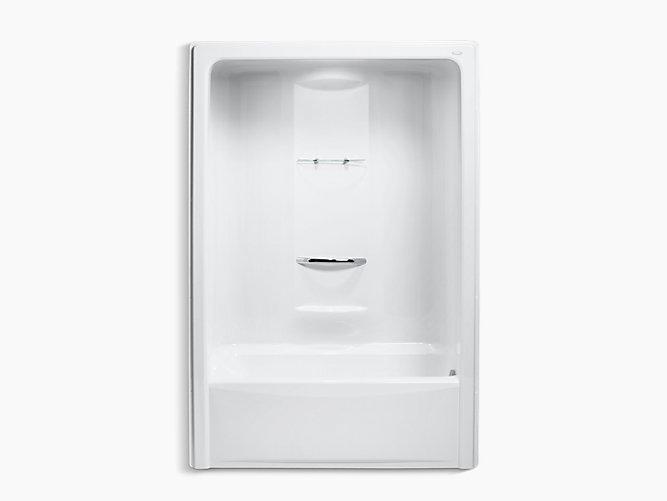 K 1682 Sonata 5 Foot Bath And Shower Stall Right Drain