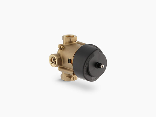 K-737-K | MasterShower Two- or Three-Way Diverter Valve | KOHLER on