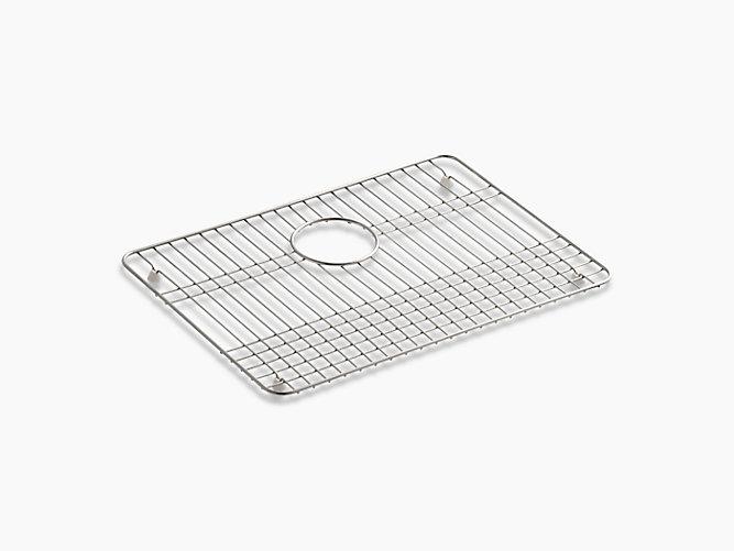 Kitchen Sink Rack K 3192 sink rack for 21 14 inch by 15 34 inch basins kohler kohler workwithnaturefo