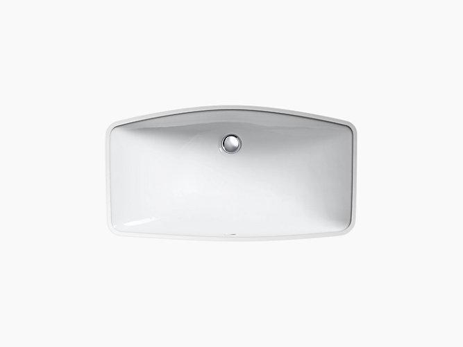 K 2885 8u Man S Lav Undermount Sink With 8 Inch Centers Kohler