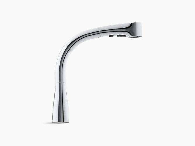 K-13963   Elate Kitchen Sink Faucet with Pull-out Sprayhead   KOHLER