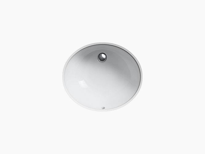 K 2210 Caxton Undermount Sink 17 By 14 Inches Kohler
