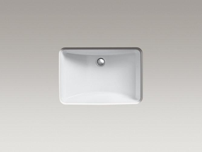 K 2214 G Ladena Undermount Sink With Glazed Underside