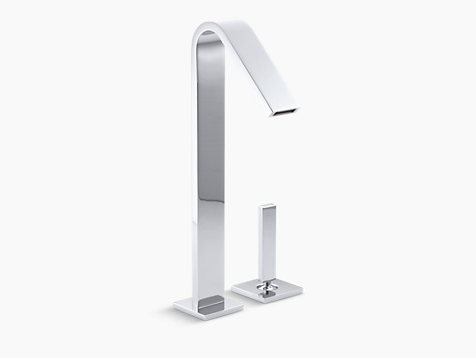Online Buy Wholesale Gold Bathroom Faucets From China Gold: Loure Tall Single-Control Sink Faucet