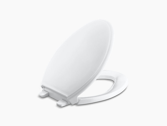 Glenbury Quiet-Close Elongated Toilet Seat | K-4733 | KOHLER