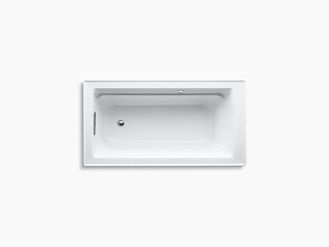 Archer 5-Ft BubbleMassage Air Bath | K-1122-G | KOHLER