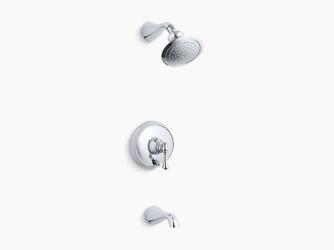K T16115 4a Revival Rite Temp Bath And Shower Faucet Trim Kohler