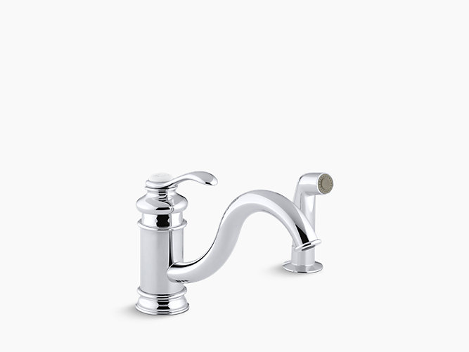 K-12176 | Fairfax Single-Handle Kitchen Sink Faucet with ...