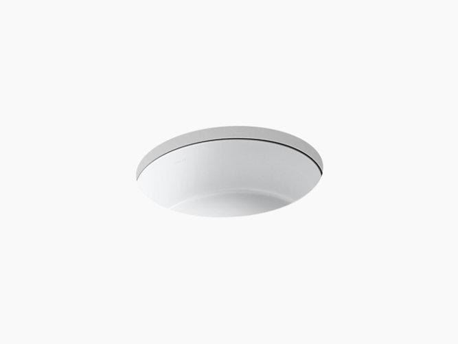 K 2883 Verticyl Round Undermount Circular Sink Kohler
