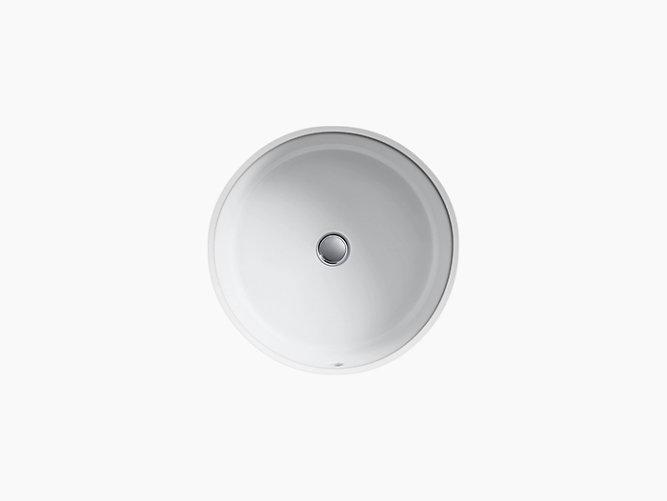 K-2883   Verticyl Undermount Circular Sink   KOHLER